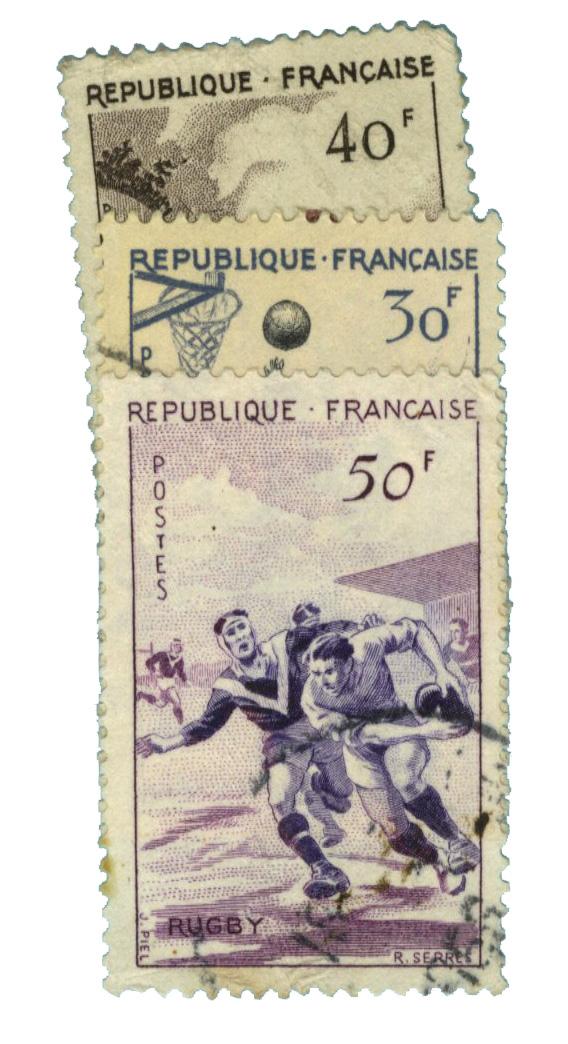 1956 France