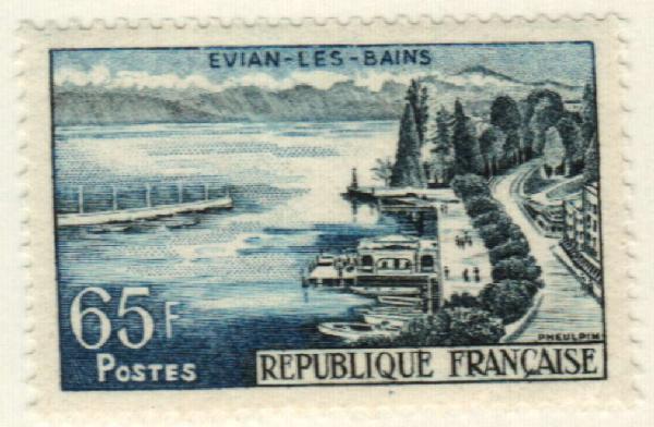 1957 France