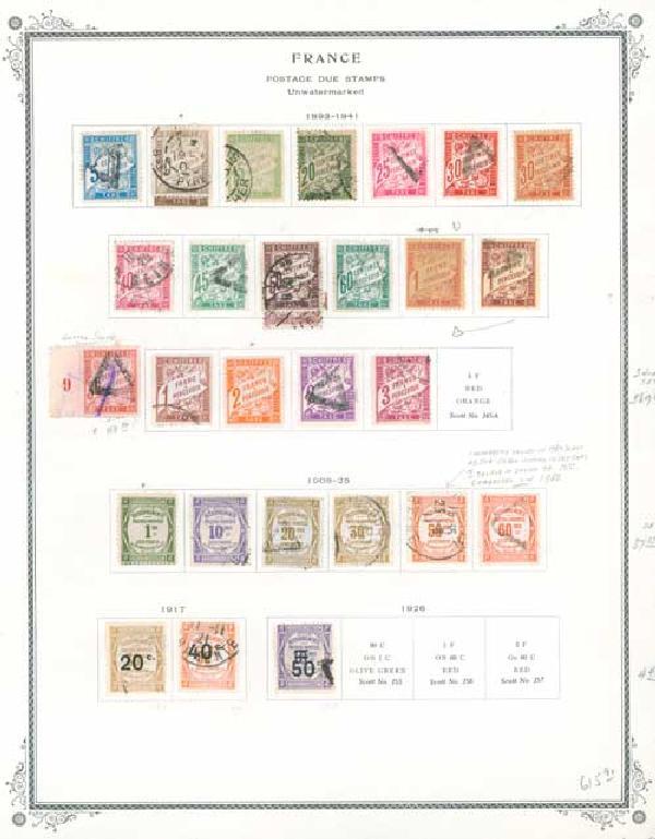 1868-1975 France B.O.B.