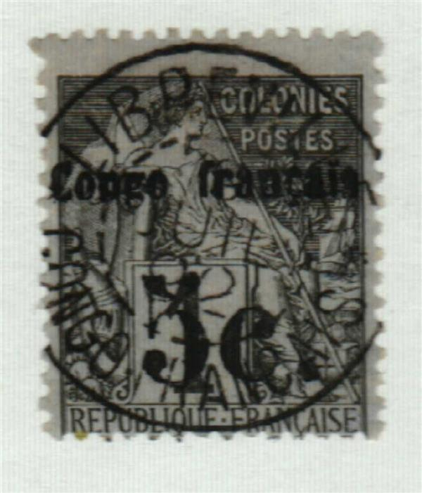 1891 French Congo