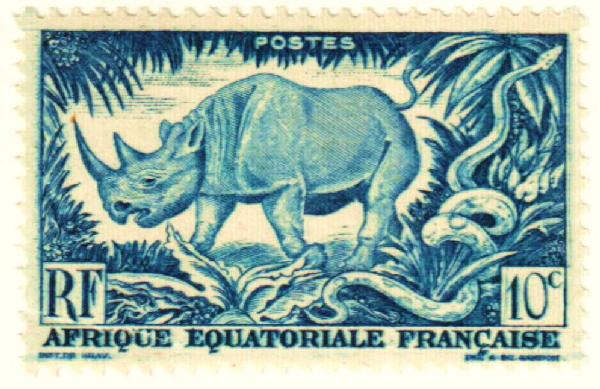1946 French Equatorial Africa