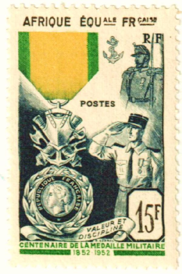 1952 French Equatorial Africa