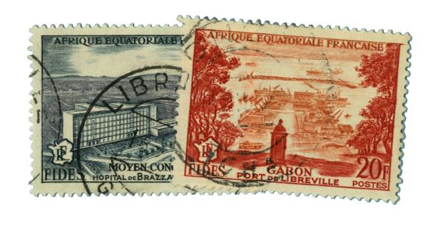 1956 French Equatorial Africa