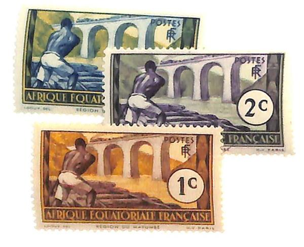 1937-40 French Equatorial Africa
