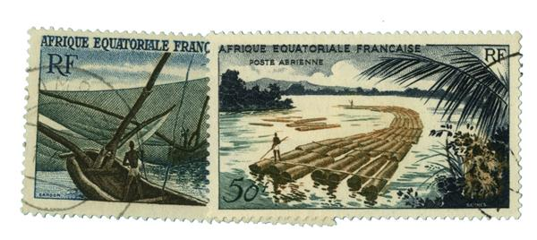 1955 French Equatorial Africa