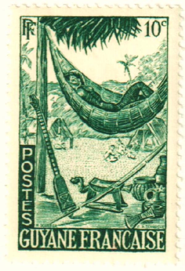 1947 French Guiana