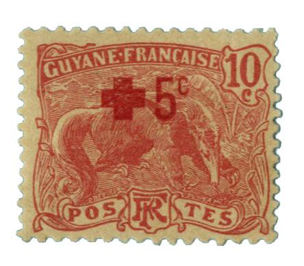 1915 French Guiana