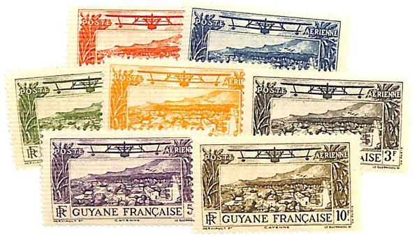 1933 French Guiana
