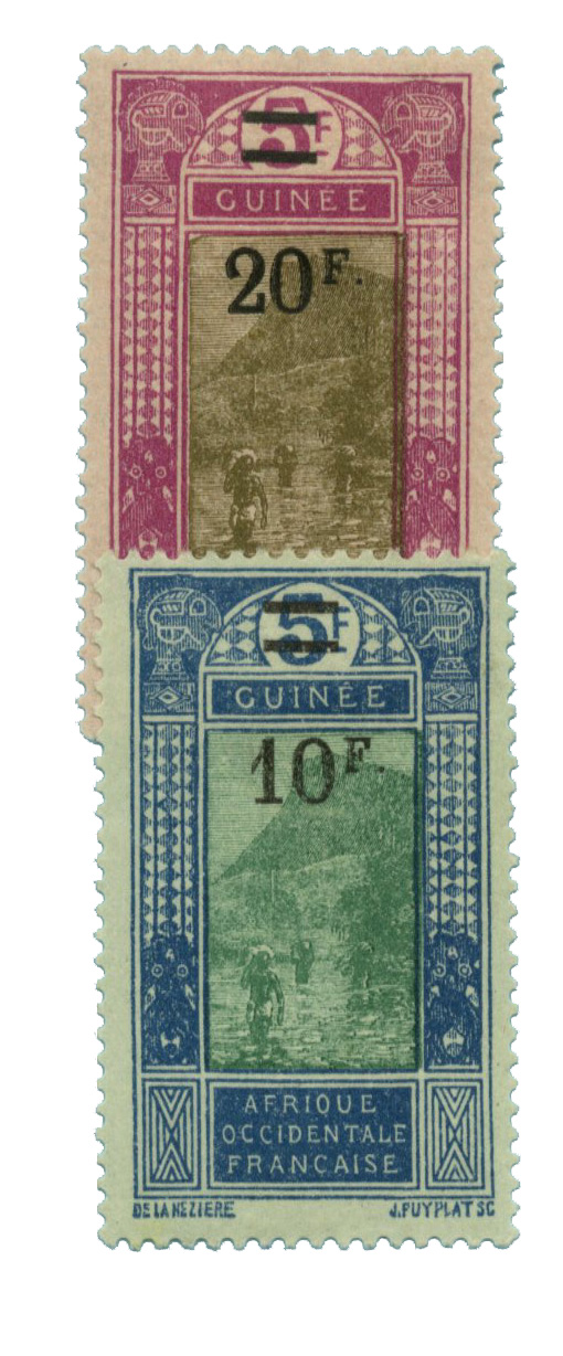 1924-27 French Guinea