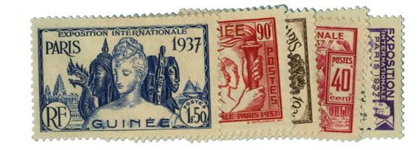 1937 French Guinea