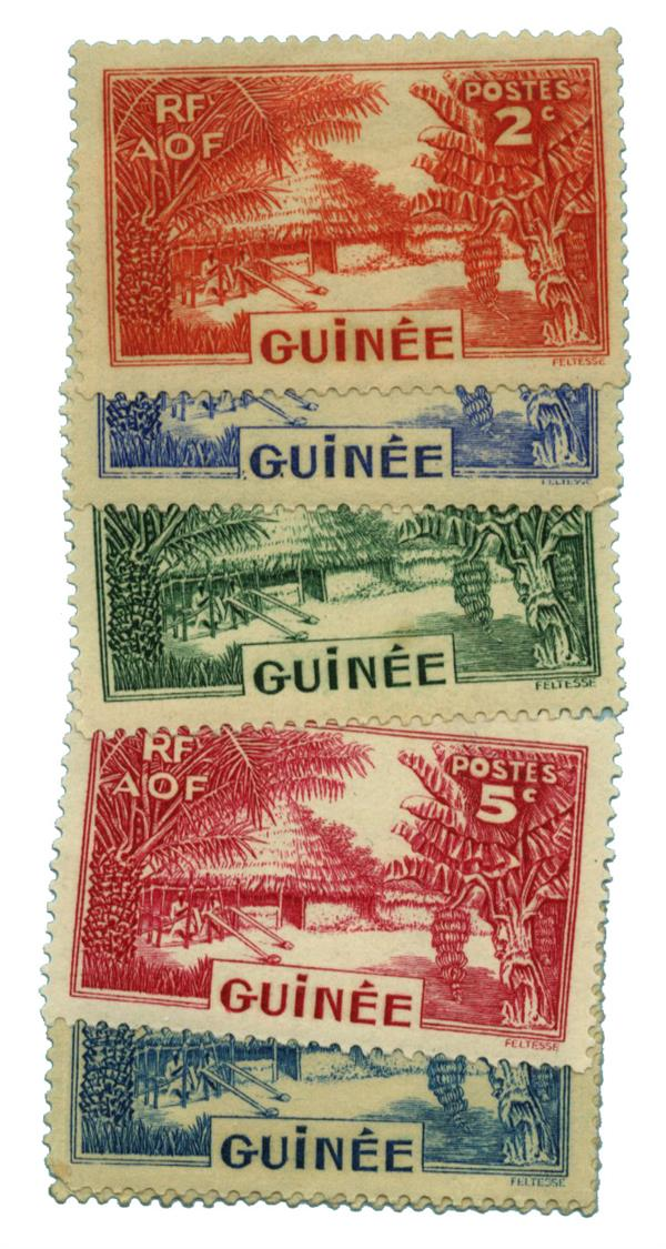 1938 French Guinea