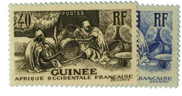 1938-40 French Guinea