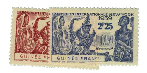 1939 French Guinea