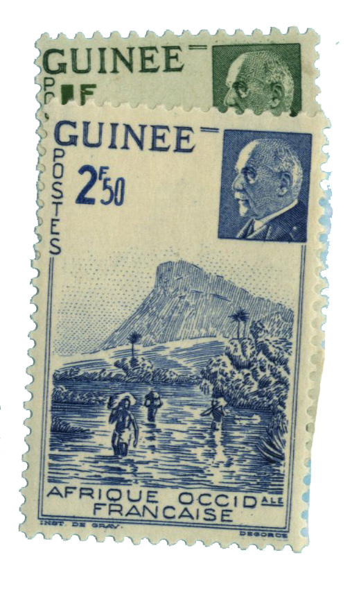 1941 French Guinea