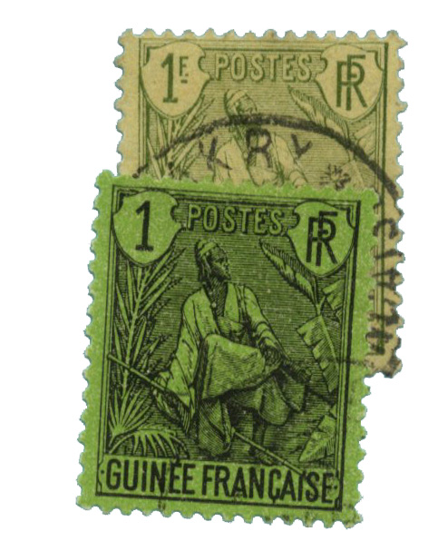 1904 French Guinea