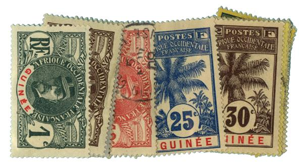 1906-07 French Guinea