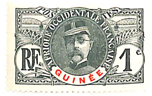1906 French Guinea
