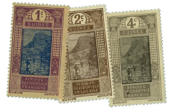1913-33 French Guinea