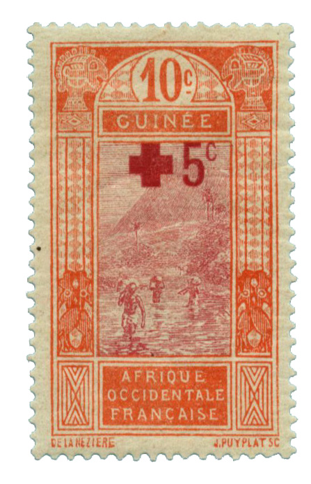 1915 French Guinea