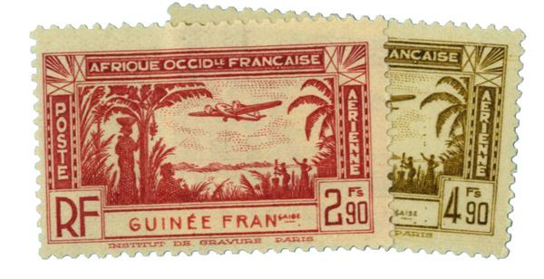1940 French Guinea
