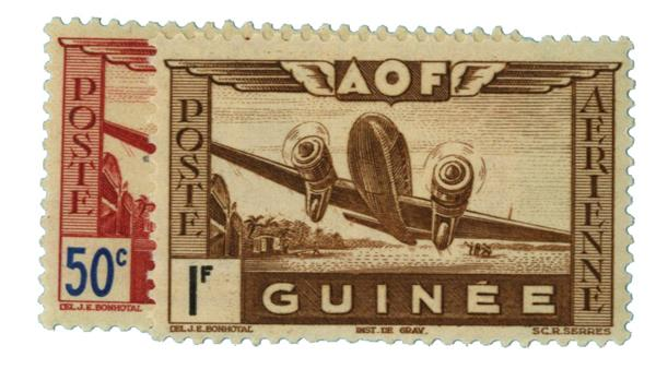 1942 French Guinea