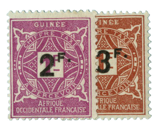 1927 French Guinea