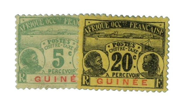 1906-08 French Guinea