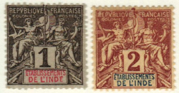 1892 French India