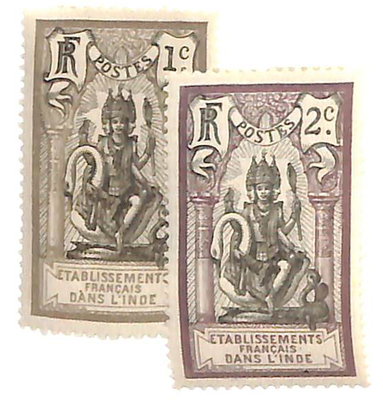 1914-22 French India