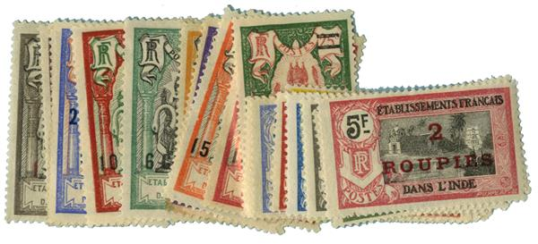 1923-28 French India