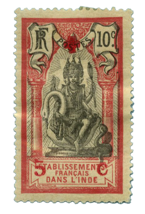1916 French India