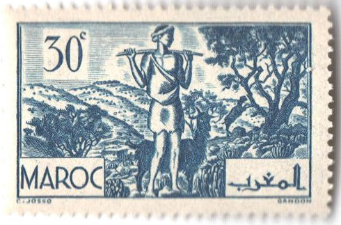 1939 French Morocco