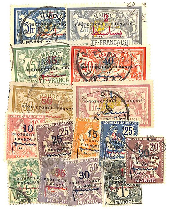 1914-21 French Morocco