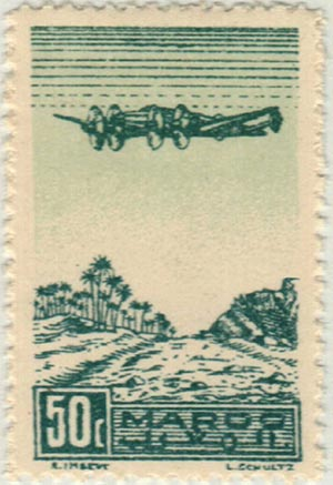1944 French Morocco