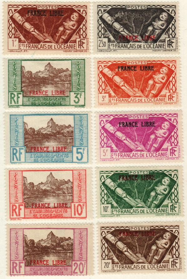 1941 French Polynesia