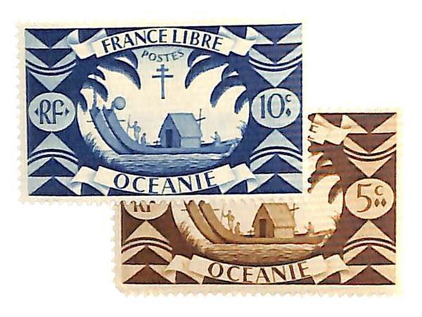 1942 French Polynesia