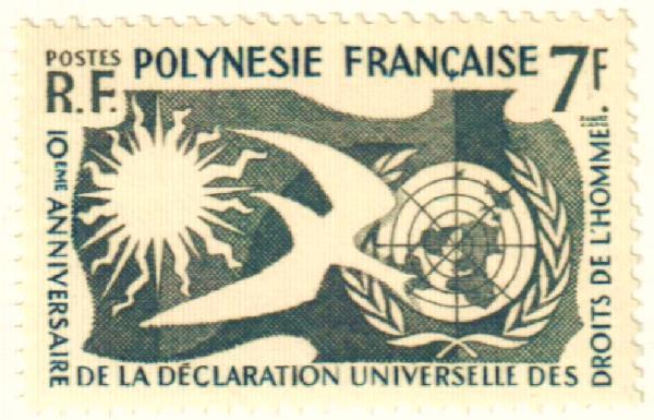 1958 French Polynesia