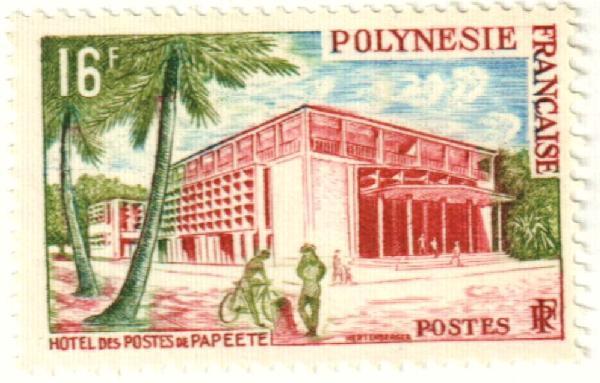 1960 French Polynesia