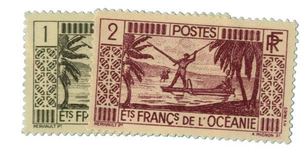 1934 French Polynesia