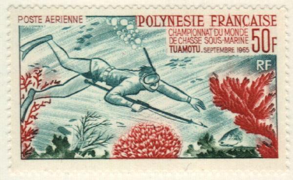 1965 French Polynesia
