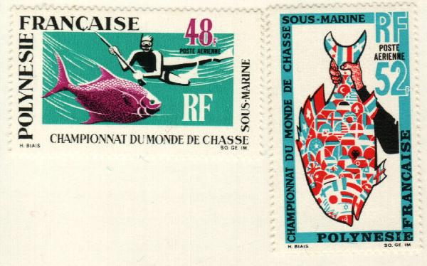 1969 French Polynesia