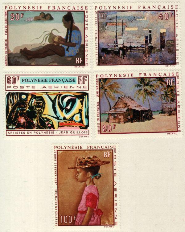 1970 French Polynesia