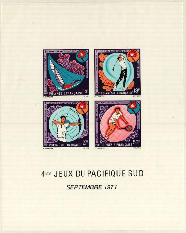 1971 French Polynesia
