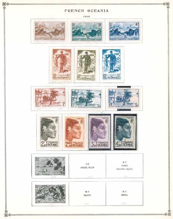 1941-90 French Polynesia