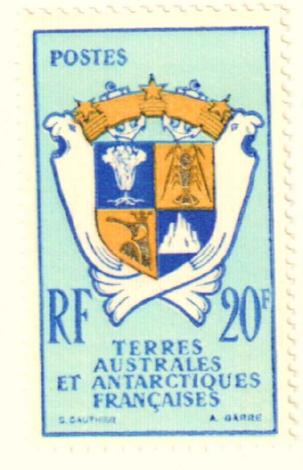 1959 French So. & Antarctic Terr.