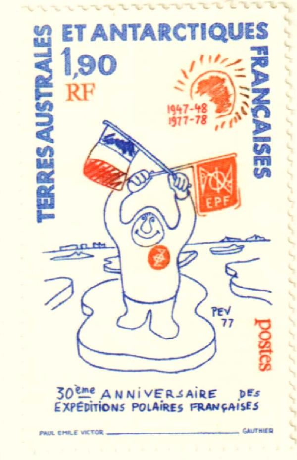 1977 French So. & Antarctic Terr.