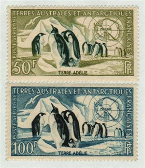 1956 French So. & Antarctic Terr.