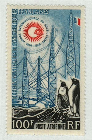 1963 French So. & Antarctic Terr.