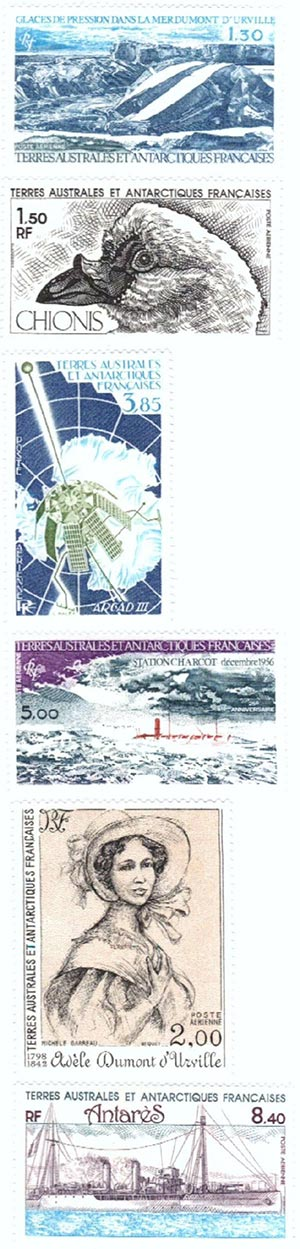 1981 French So. & Antarctic Terr.