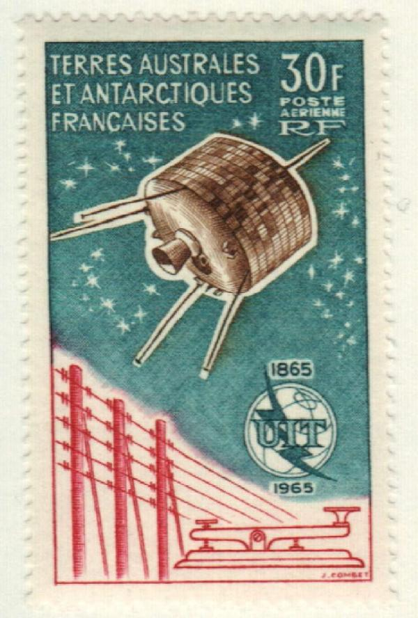 1965 French So. & Antarctic Terr.